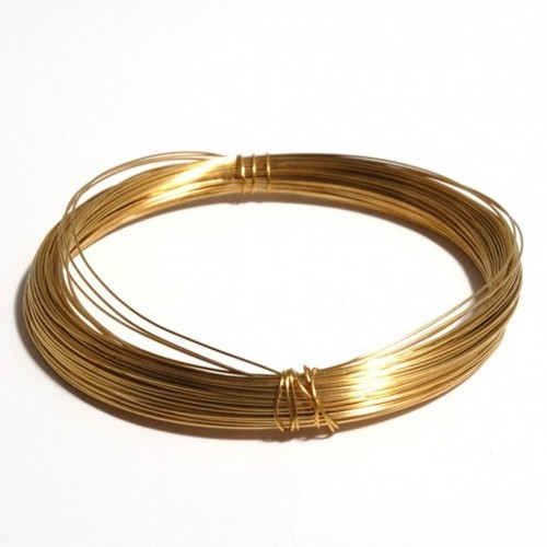 Rold Gold Brass Wire