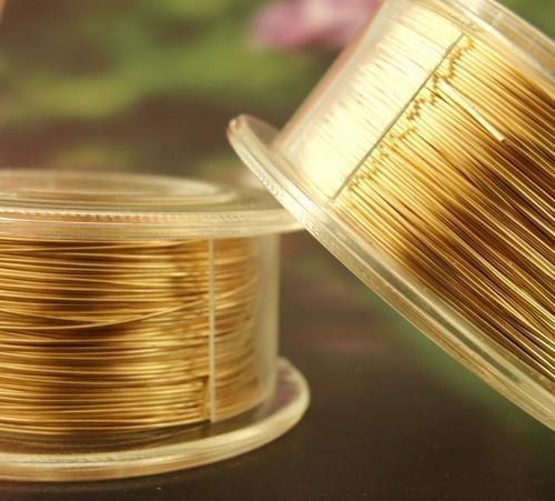 Rold Brass Wire