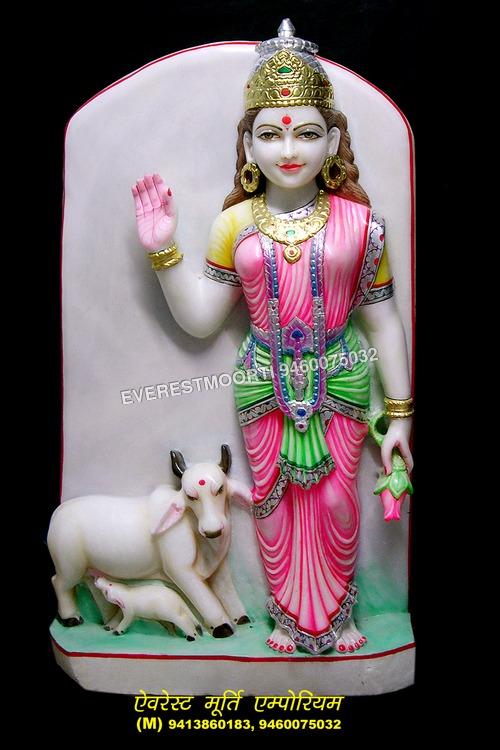 Jamva Mata Statue