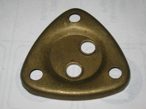 Cup Brass Triangular Usha Type