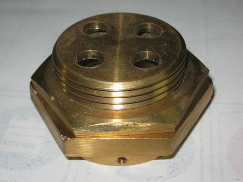 Brass Flange 1 -1/4