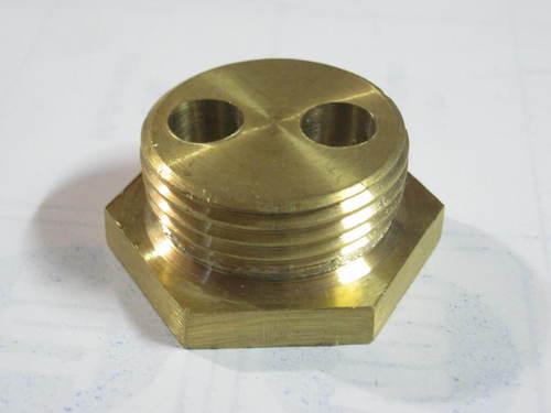 "Brass Flange 1"""