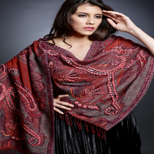 Indian Boil Wool Shawls