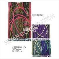 Source Wool Mohair Shawls