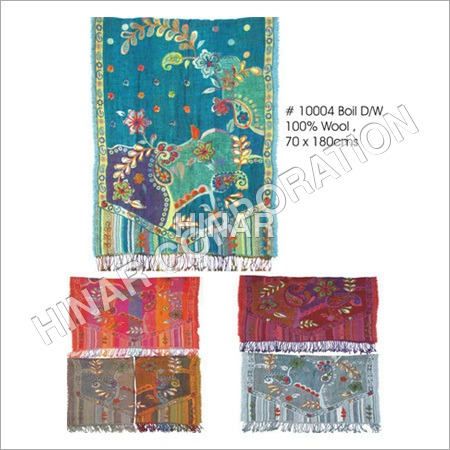 Fancy Embroidery Stoles