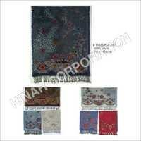 Boil Wool Embroidery Shawls