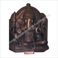 Lord Ganesh Marble Moorti