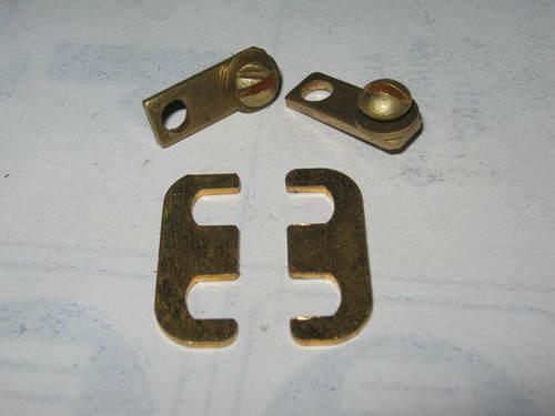 Brass Link Patti