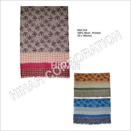 Silk Print Shawls