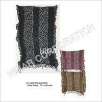 Wool Animal Print Shawls