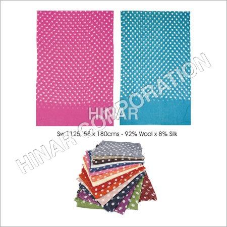 Polka Dot Print Shawls