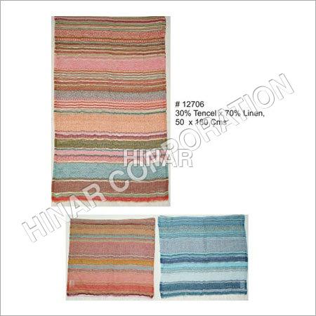 Linen & Tencel Shawls
