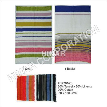 Designer Cotton & Linen Shawls