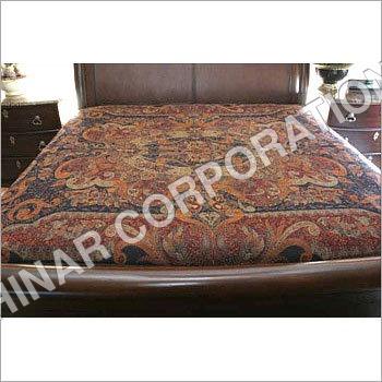 Woolen Bed Cover