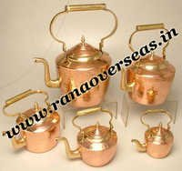 Copper Tea Pots