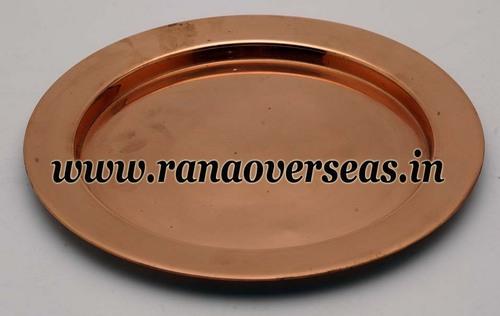 Copper Serving Plates