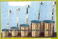 Copper Litre set.