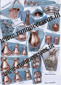 Copper Wares