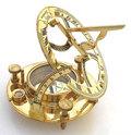 Brass-Sundial-Compass