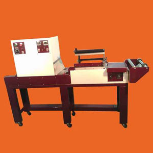 Mono Block Semi Automatic Shrink Machine