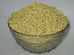 abs yellow polymers