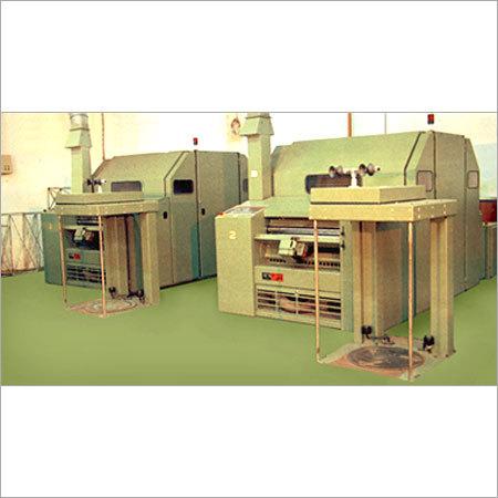 Cotton Carding Machine