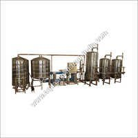 Mineral Water Plant Turnkey Projects