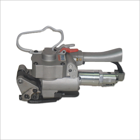 Pneumatic Combination Tool For Polyester Strap