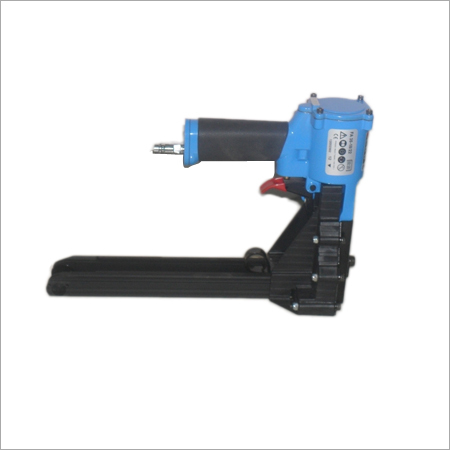 Pneumatic Stapler For Carton Coloring