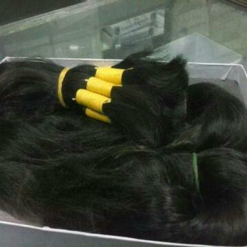 100% Natural Remy  - Bulk Human Hair