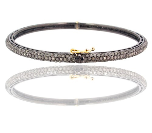 Pave Diamond Jewelry Bracelets