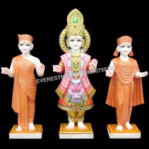 swaminarain statues