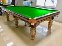 Wooden Billiard Tables