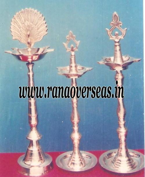 Brass metal Pooja diya.