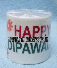 Designer Wax Candle
