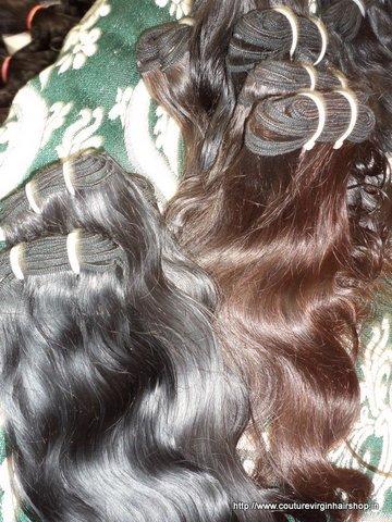 AAA grade brazilian hair