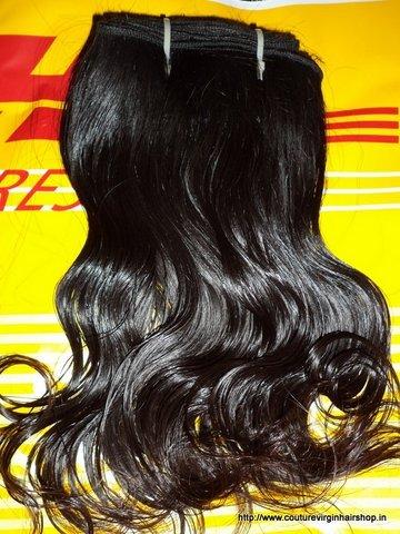 aaa virgin remy human hair