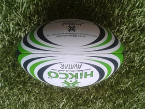 RUBBER RUGBY UNION BALL