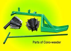 Cono Weeder Components