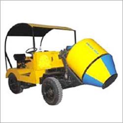 Mobile Concrete Mixer - DIESEL
