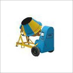 Mobile Diesel Concrete Mixer