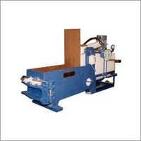 Double Compression Scrap Baler