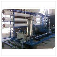 Nanomembrane Water Filtration System
