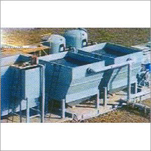Recycling Waste Water Plant