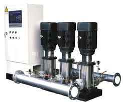 Pneumatic Booster Pump System
