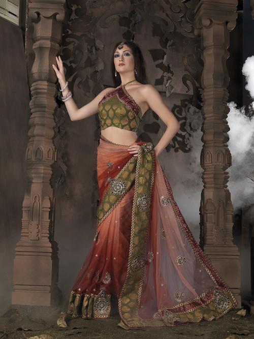 Marriage Saree