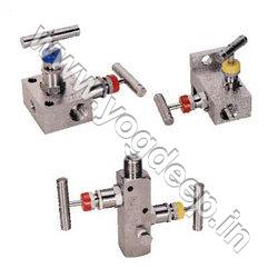 SS 2 valves Manifolds