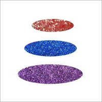 Coloured Glitter Powder