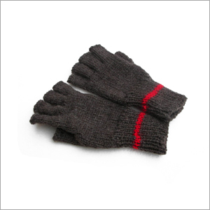 Woolen Knitted Hand Glove