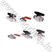Ball Valves Male To Male